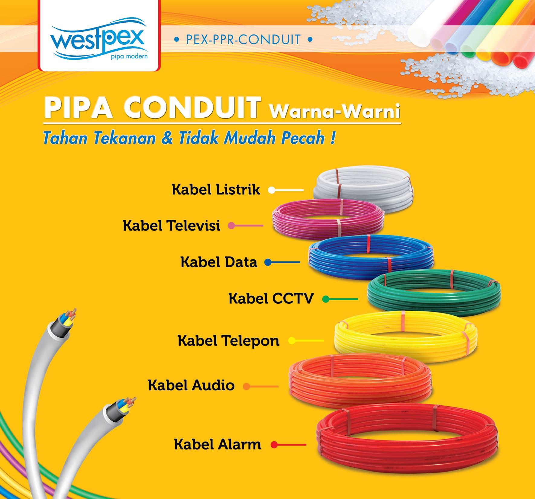 PIPA CONDUIT - WESTPEX