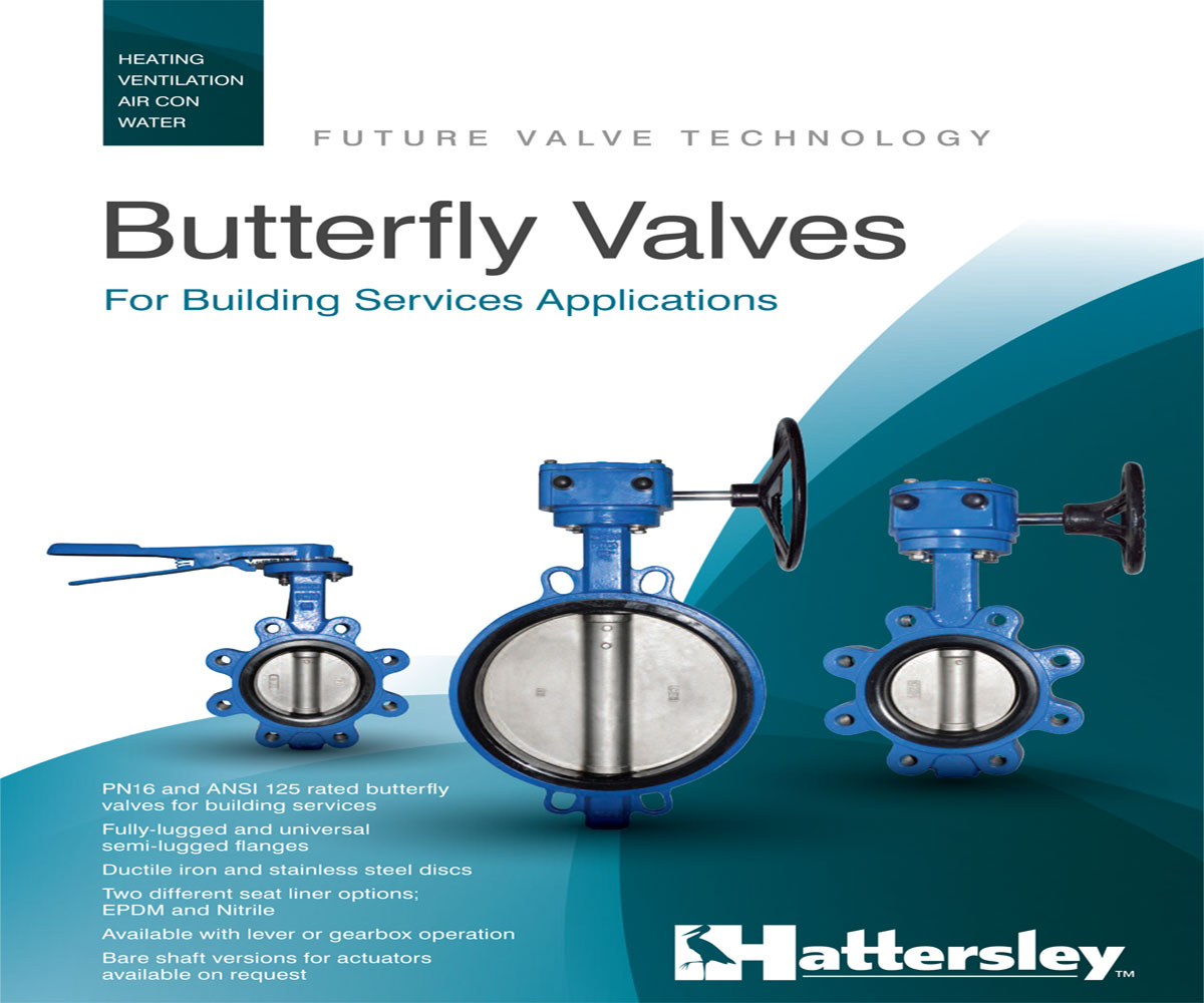 Valve - HATTERSLEY