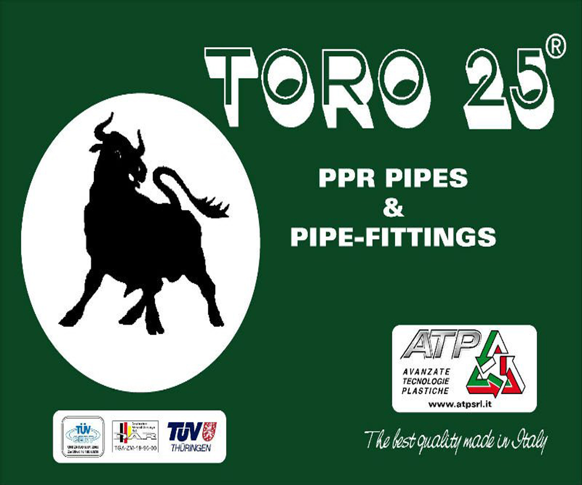 Pipa & Fitting PPR TORO