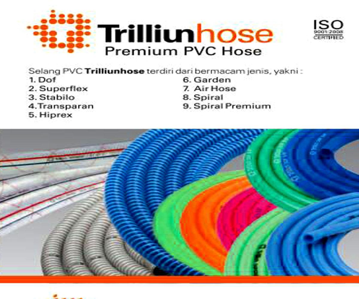 Trilliun Hose - Selang PVC