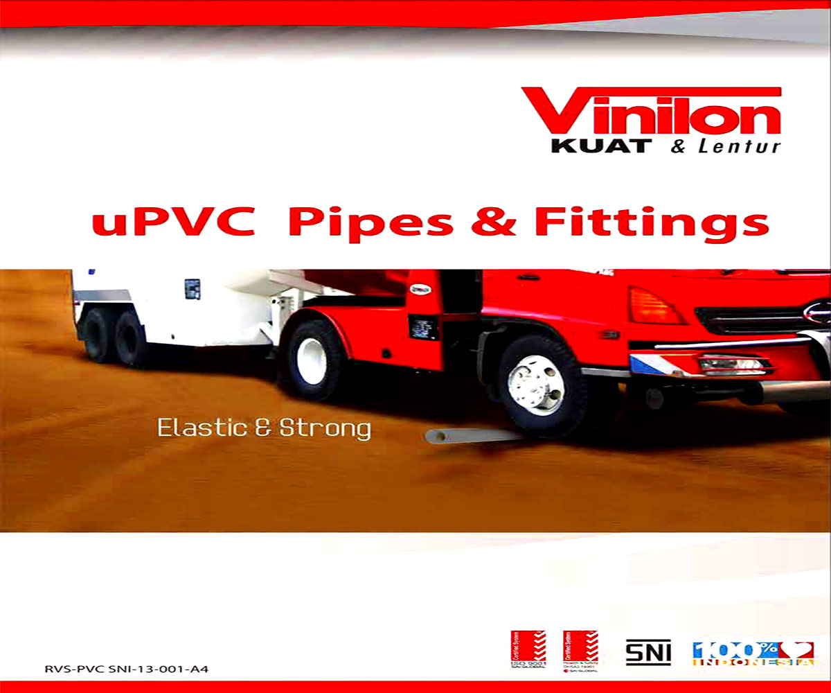 Pipa PVC SNI Standard - Vinilon