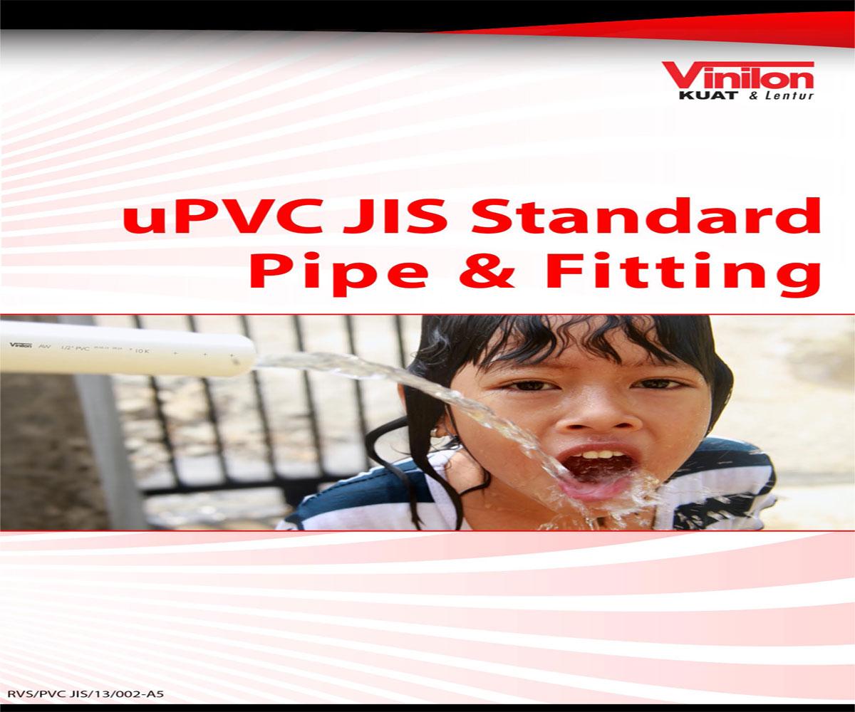Pipa PVC JIS Standard - Vinilon