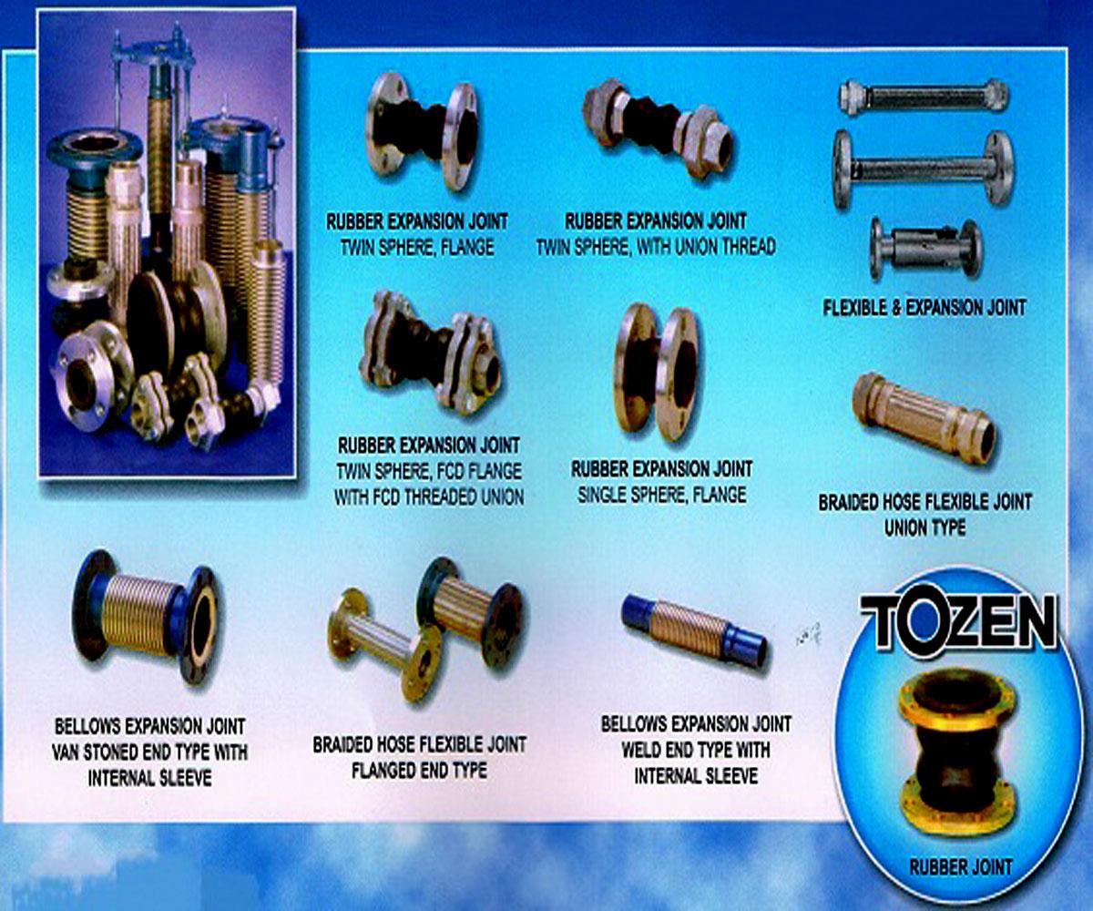 Expansion joint - TOZEN