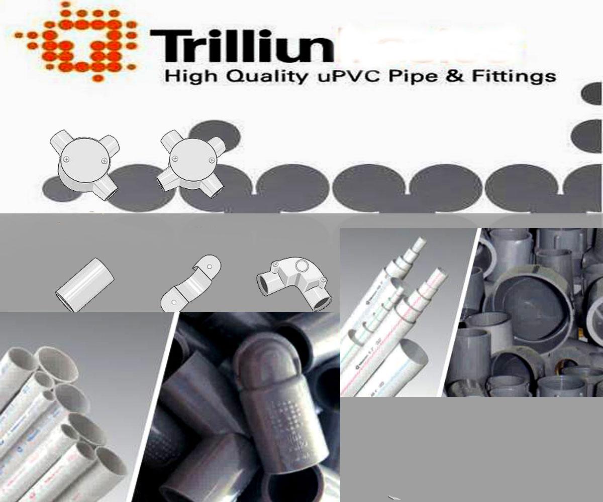 Fitting uPVC Trilliun