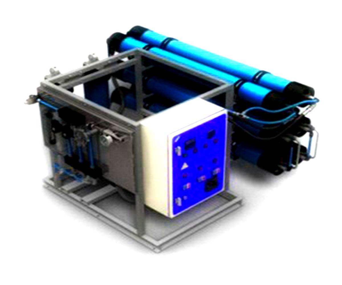Mesin RO Air laut - SWRO 2540 Portable