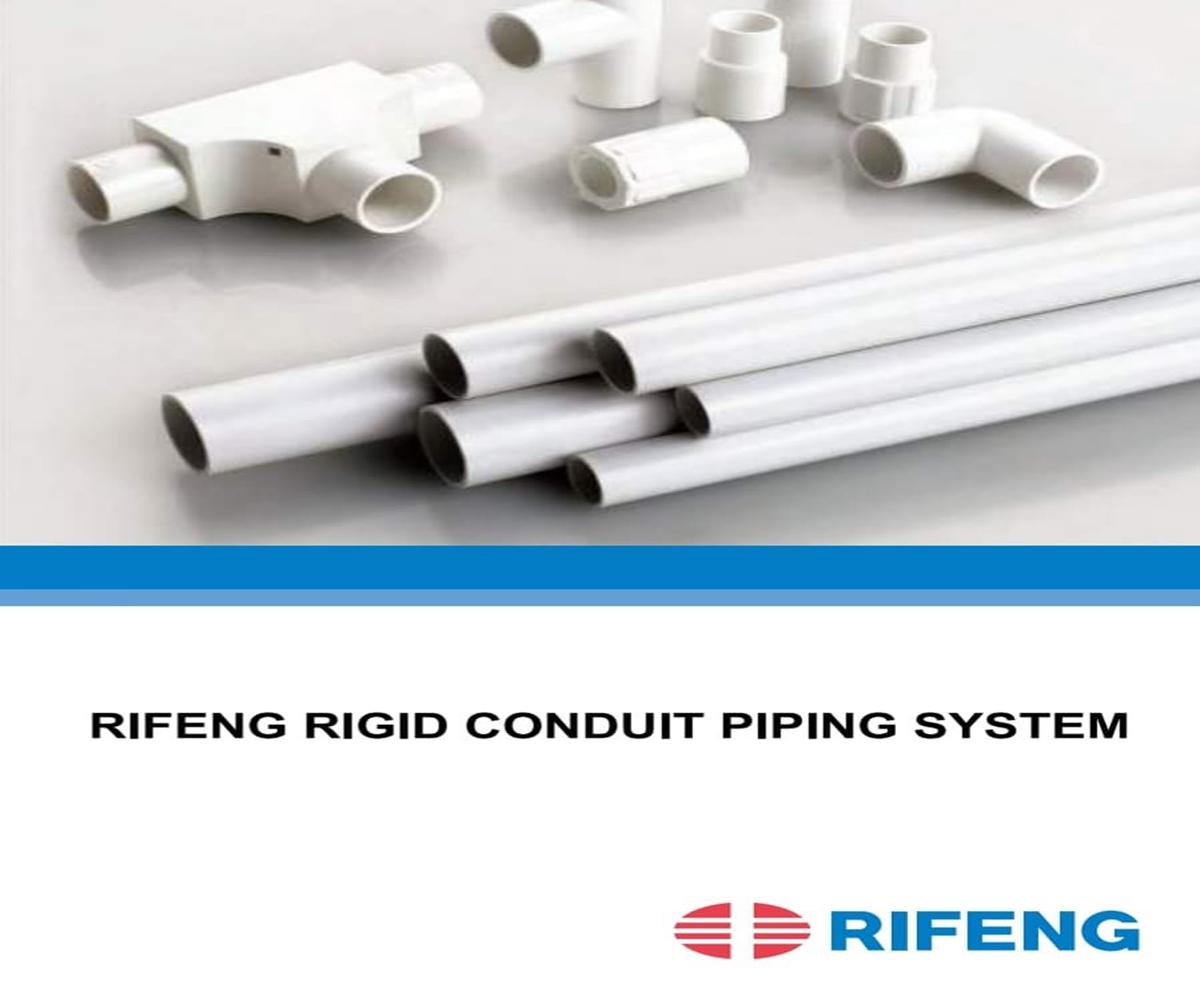 Pipa PVC Conduit - RIFENG