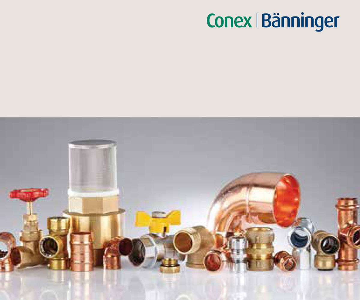 CONNECT BANNIGER VALVE & FITTING