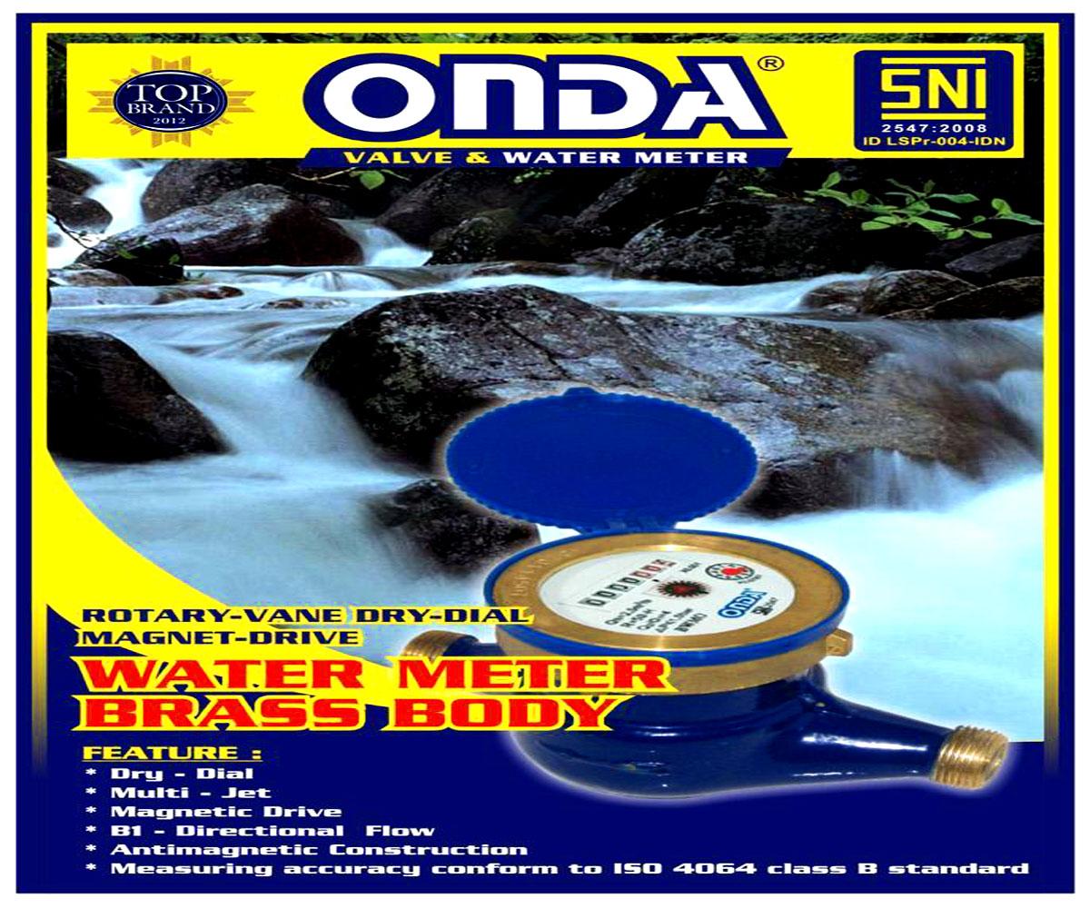 Water Meter - ONDA