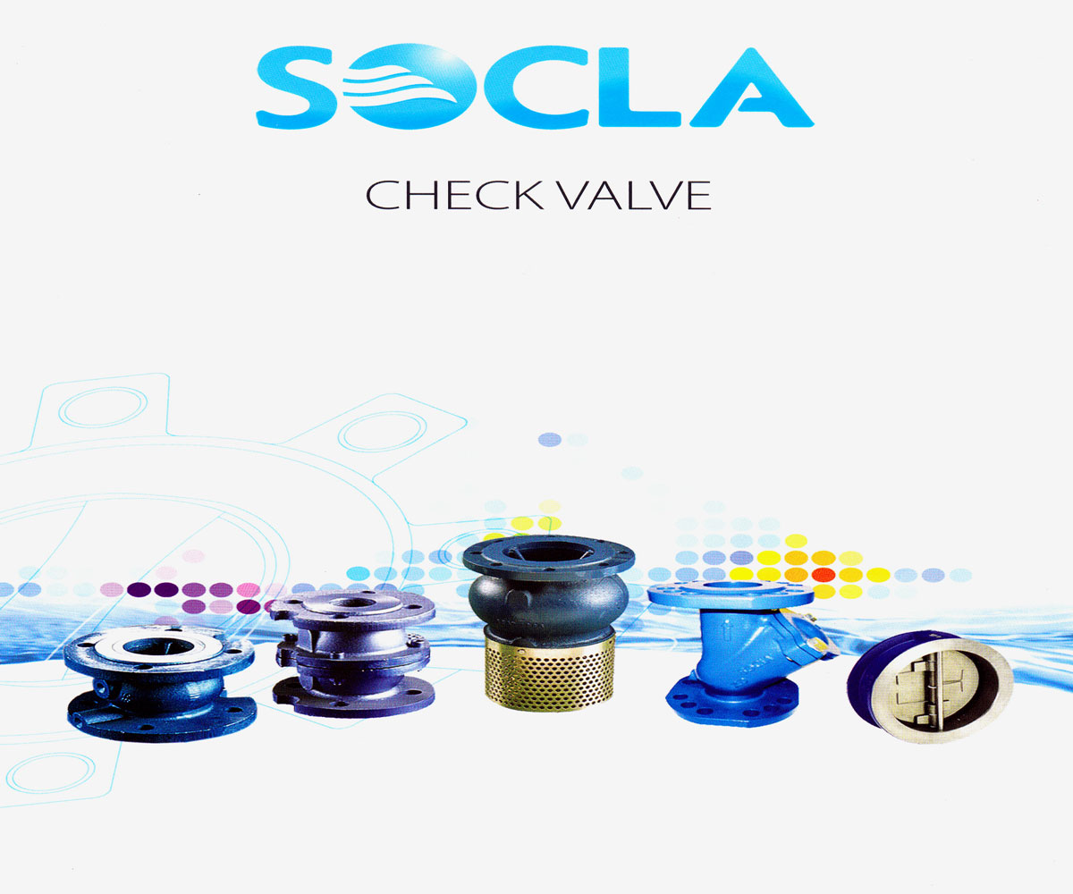 Check Valve - SOCLA
